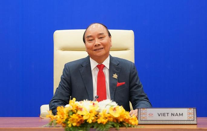 Sáng kiến Việt Nam vì thịnh vượng APEC - Ảnh 1.