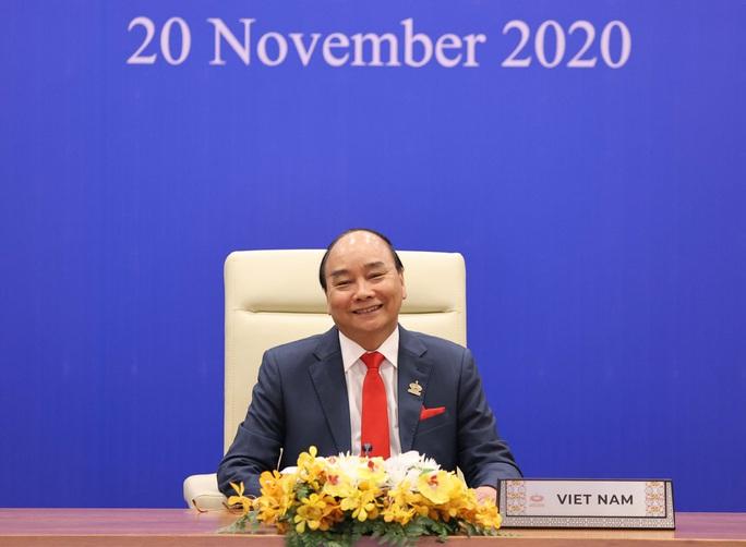 Thủ tướng đưa ra đề xuất có ý nghĩa chiến lược tại Hội nghị Cấp cao APEC - Ảnh 6.