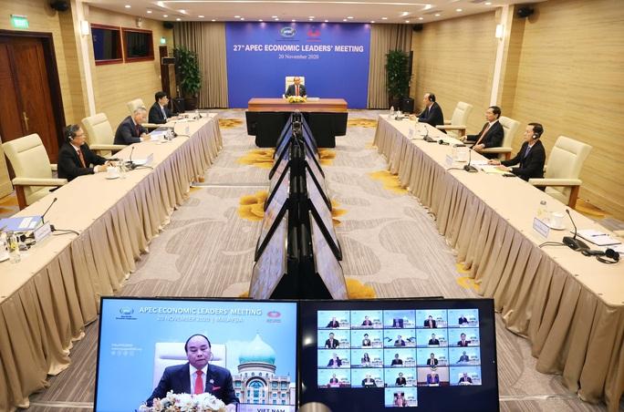 Thủ tướng đưa ra đề xuất có ý nghĩa chiến lược tại Hội nghị Cấp cao APEC - Ảnh 3.
