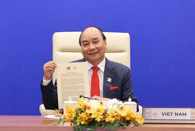 Thủ tướng đưa ra đề xuất có ý nghĩa chiến lược tại Hội nghị Cấp cao APEC - Ảnh 8.