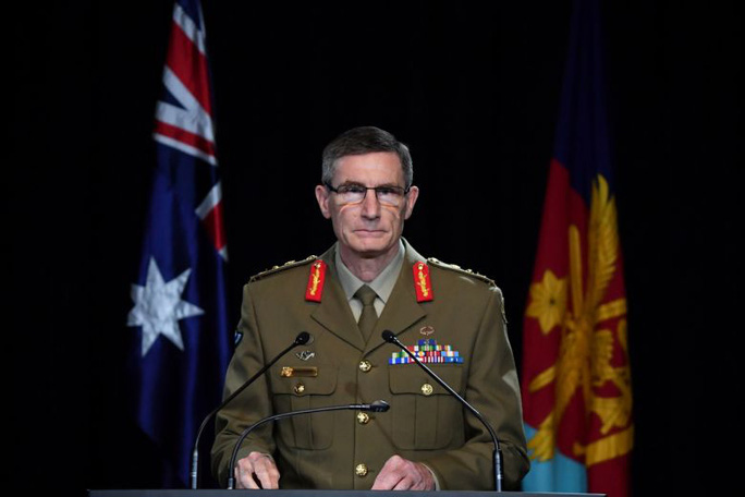 Các nhân viên quân sự Úc tố cáo tội ác chiến tranh ở Afghanistan được minh oan - Ảnh 1.