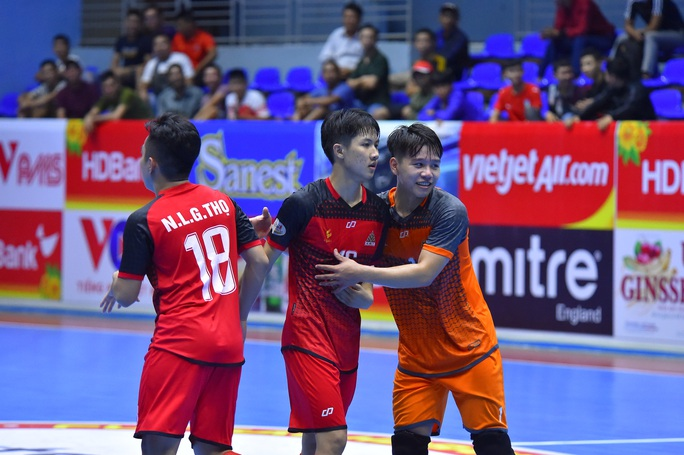 Xác định 8 đội tham dự VCK Futsal HDBank Cúp Quốc Gia 2020 - Ảnh 1.