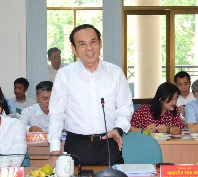 Huyện Củ Chi kiến nghị TP HCM xây dựng cảng sông - Ảnh 1.