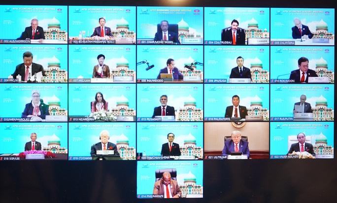 Thủ tướng dự khai mạc Hội nghị Cấp cao APEC  - Ảnh 2.