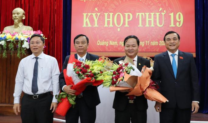 Ông Nguyễn Hồng Quang làm Phó Chủ tịch UBND tỉnh Quảng Nam - Ảnh 1.