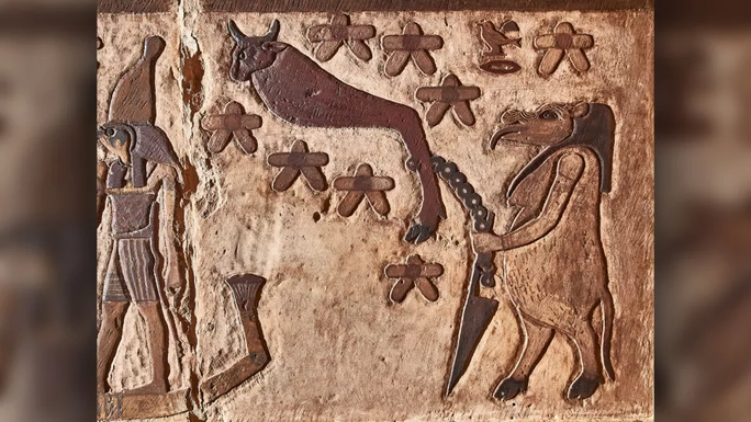 Đền cổ 2.000 tuổi tiết lộ thế giới ngoài hành tinh chưa từng biết - Ảnh 2.