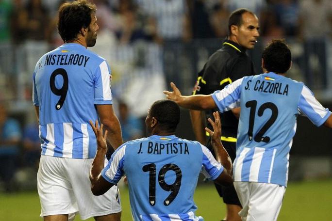 Hiệp sĩ Zorro Banderas sắp trở thành ông chủ đội bóng Malaga - Ảnh 4.