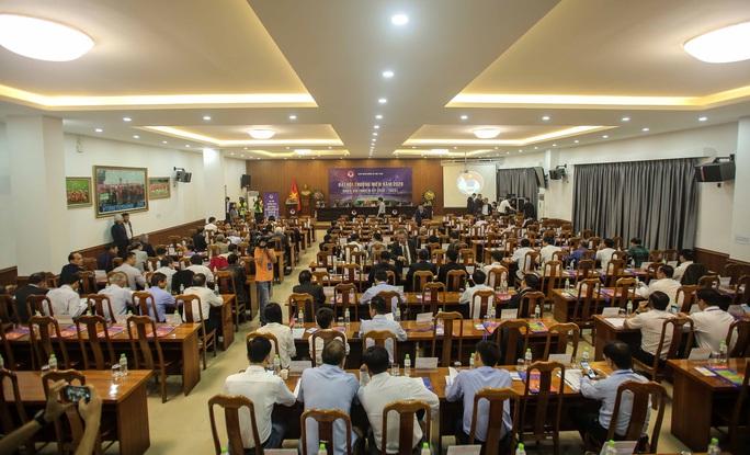 Đại hội thường niên VFF họp kín, bầu người thay ông Cấn Văn Nghĩa - Ảnh 2.