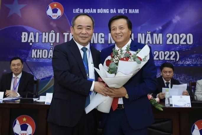 Ông Lê Văn Thành đắc cử Phó chủ tịch tài chính mới của VFF - Ảnh 1.