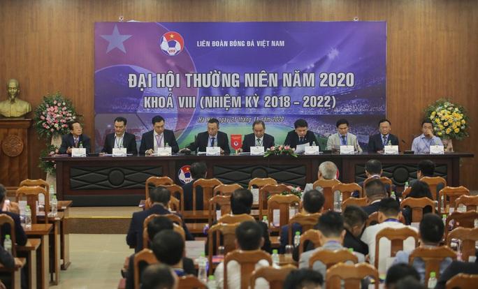 Đại hội thường niên VFF họp kín, bầu người thay ông Cấn Văn Nghĩa - Ảnh 3.