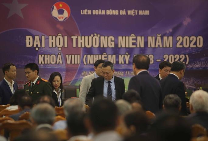 Đại hội thường niên VFF họp kín, bầu người thay ông Cấn Văn Nghĩa - Ảnh 4.