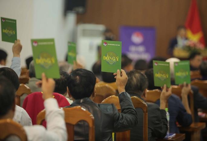 Đại hội thường niên VFF họp kín, bầu người thay ông Cấn Văn Nghĩa - Ảnh 8.