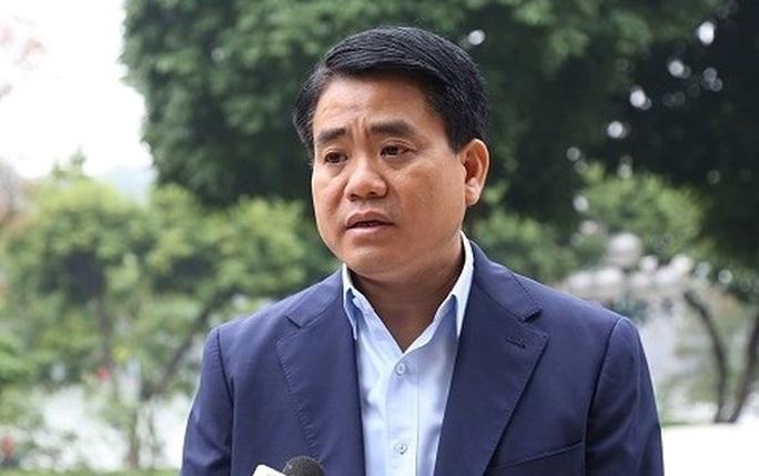 Vụ án Nhật Cường: Vợ ông Nguyễn Đức Chung có liên quan - Ảnh 1.