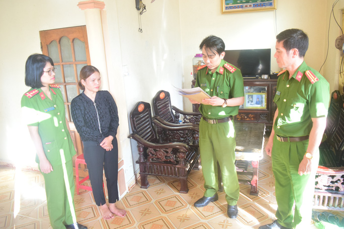 Thêm một doanh nghiệp ở Huế bị khởi tố vì mua bán hóa đơn khống - Ảnh 1.