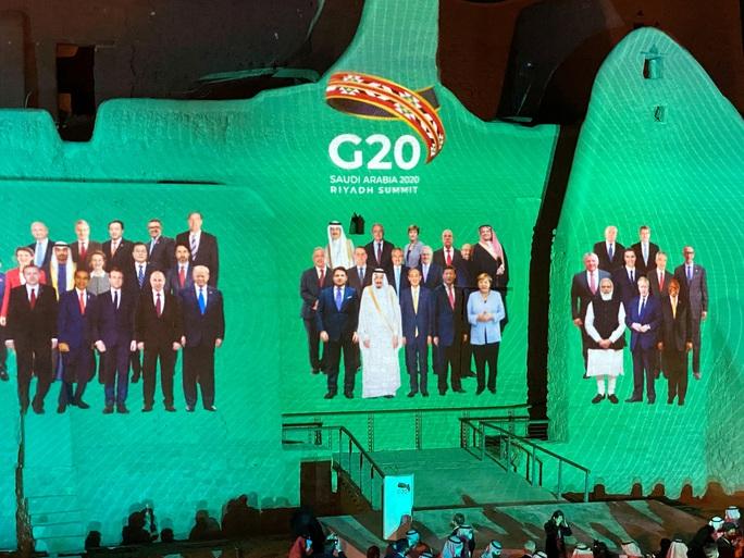 G20 bàn chuyện ứng phó Covid-19, biến đổi khí hậu - Ảnh 1.