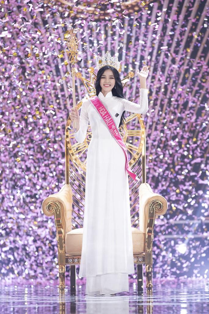 Cận cảnh nhan sắc và thói xấu của Tân Hoa hậu Việt Nam 2020 - Ảnh 1.
