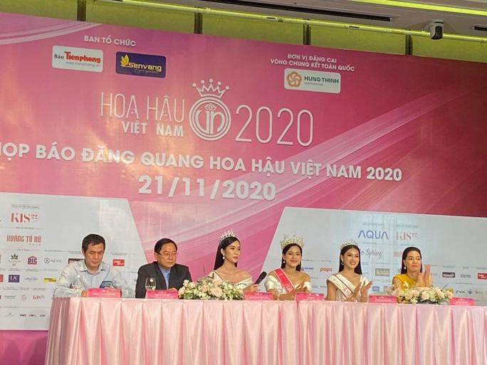 Hoa hậu Việt Nam 2020 Đỗ Thị Hà trải lòng về những phát ngôn gây thất vọng trên Facebook - Ảnh 1.