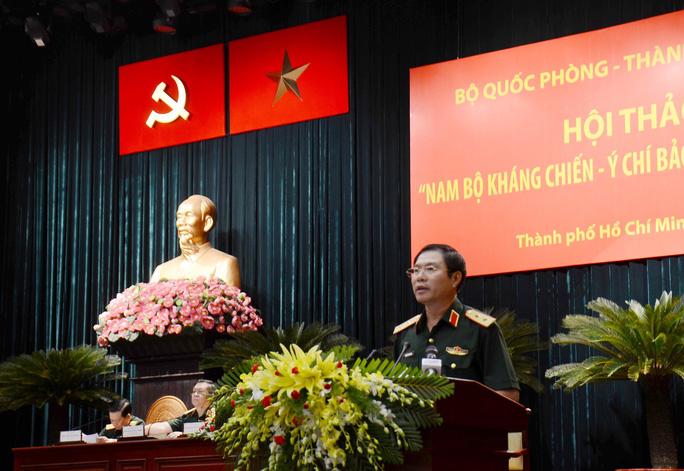 Nam Bộ kháng chiến - dấu son về tinh thần quật cường, hào khí của quân và dân Nam Bộ - Ảnh 2.