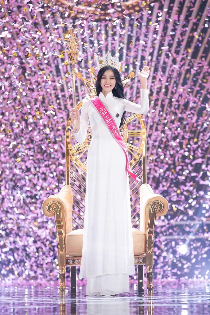 Hoa hậu Việt Nam 2020 bị chê kém sắc, Đỗ Thị Hà và ban tổ chức nói gì? - Ảnh 1.