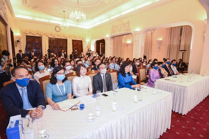 Cố vấn An ninh Quốc gia Mỹ nói chuyện với sinh viên: Quan hệ Việt-Mỹ còn vững mạnh hơn - Ảnh 10.