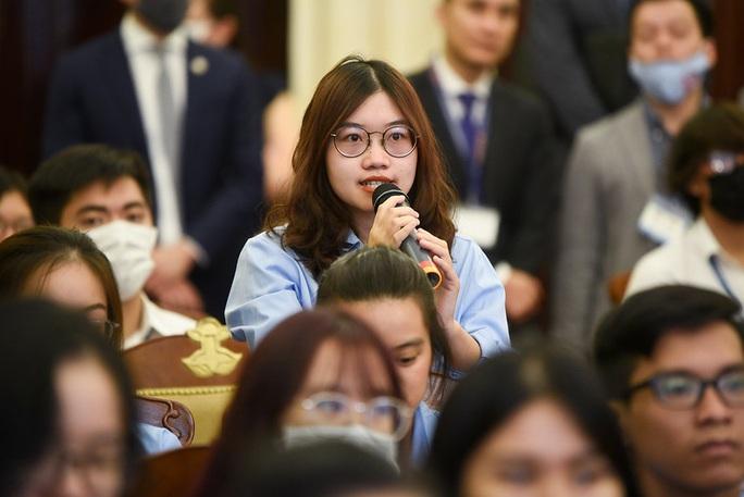 Cố vấn An ninh Quốc gia Mỹ nói chuyện với sinh viên: Quan hệ Việt-Mỹ còn vững mạnh hơn - Ảnh 14.