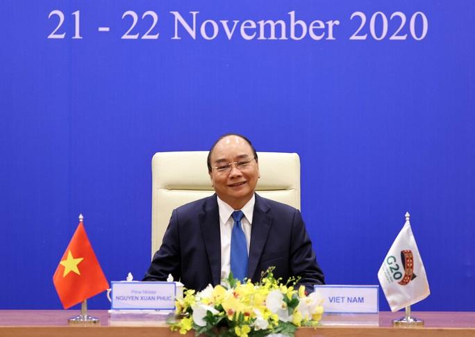 Thủ tướng Nguyễn Xuân Phúc dự Hội nghị thượng đỉnh G20 - Ảnh 2.