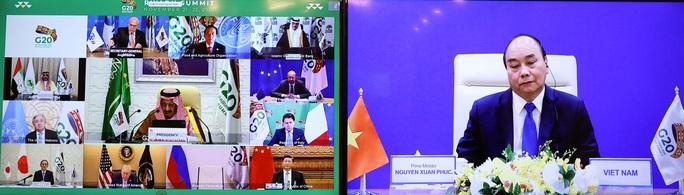 Thủ tướng Nguyễn Xuân Phúc dự Hội nghị thượng đỉnh G20 - Ảnh 1.