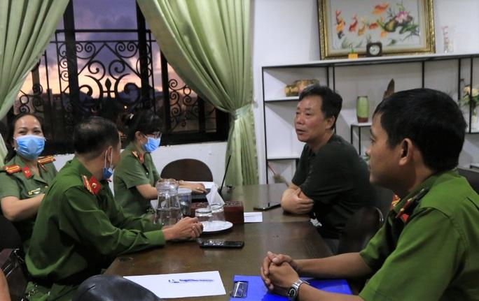 Thông tin về người đàn ông Trung Quốc bị bắt khi lẩn trốn tại Huế - Ảnh 2.