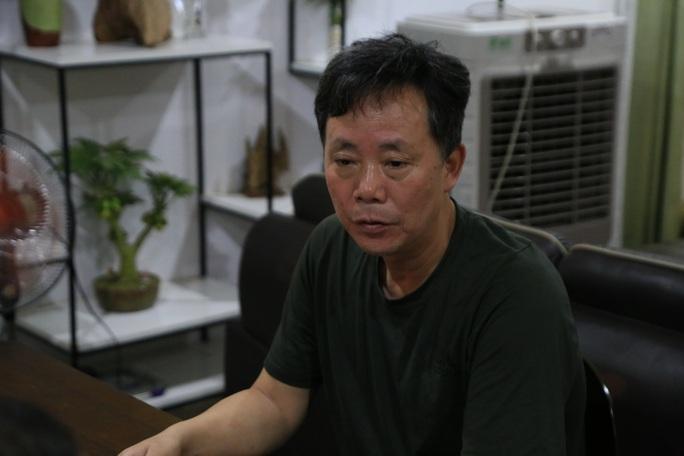Thông tin về người đàn ông Trung Quốc bị bắt khi lẩn trốn tại Huế - Ảnh 1.