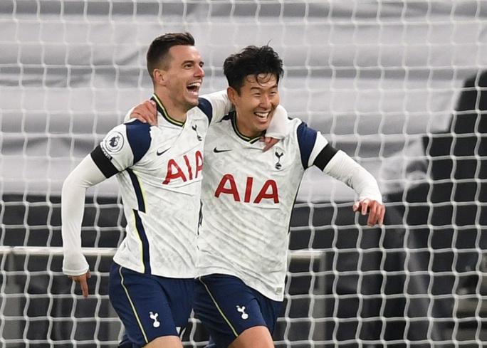 Son Heung-min lập công, Tottenham hạ Man City, lên đỉnh bảng Ngoại hạng Anh - Ảnh 7.