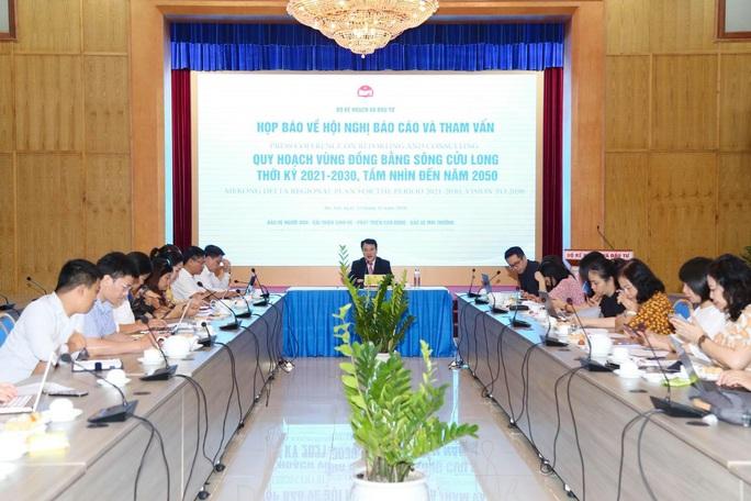 Nhiều vấn đề nóng về quy hoạch đồng bằng sông Cửu Long sẽ được bàn tại Cần Thơ - Ảnh 1.
