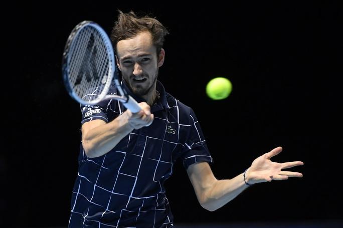 Dominic Thiem lại thất bại ở chung kết ATP Finals - Ảnh 2.