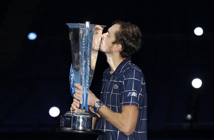 Dominic Thiem lại thất bại ở chung kết ATP Finals - Ảnh 3.