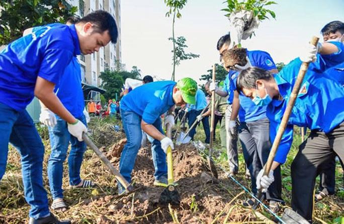 Chung tay cải thiện môi trường sống - Ảnh 1.