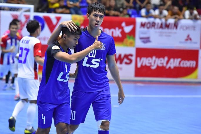 Thái Sơn Nam được đề cử giải thưởng futsal danh giá thế giới - Ảnh 1.