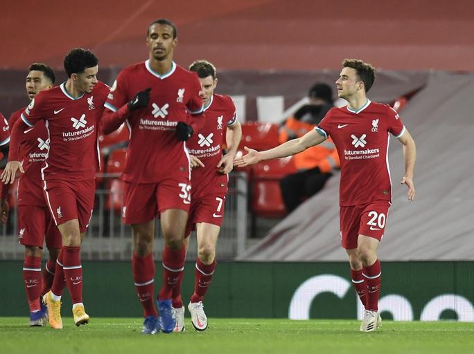 Mưa bàn thắng đánh đầu, Liverpool trở lại ngôi nhì Ngoại hạng Anh - Ảnh 6.