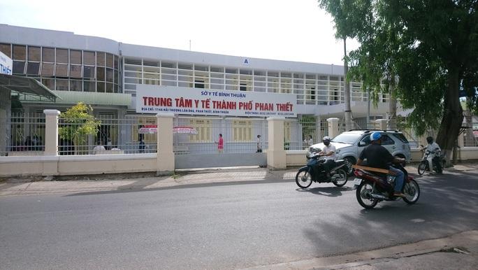Đình chỉ chức vụ Phó Giám đốc Bệnh viện Đa khoa Bình Thuận do liên quan vụ án tham ô hơn 5 tỉ đồng - Ảnh 1.