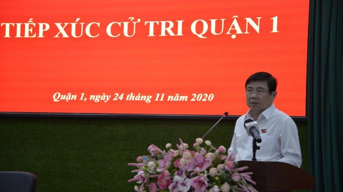 Thanh tra Chính phủ sẽ đối thoại với người dân Thủ Thiêm vào ngày 27-11 - Ảnh 1.