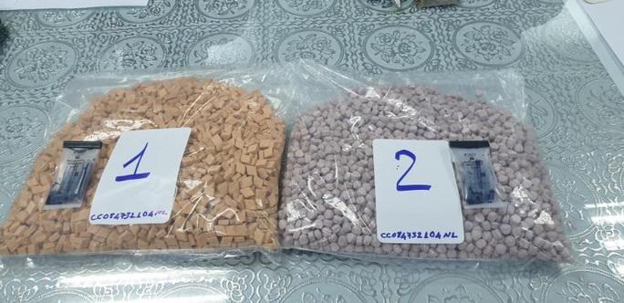 Giấu hơn 20kg ma túy trong các lô hàng quà biếu - Ảnh 2.