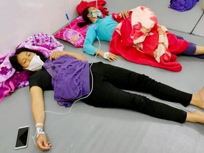 Hơn 150 người nghi ngộ độc sau bữa tiệc khánh thành chùa - Ảnh 1.