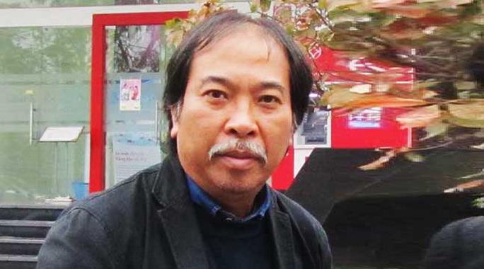 Nhà thơ Nguyễn Quang Thiều được bầu làm Chủ tịch Hội nhà văn Việt Nam - Ảnh 2.