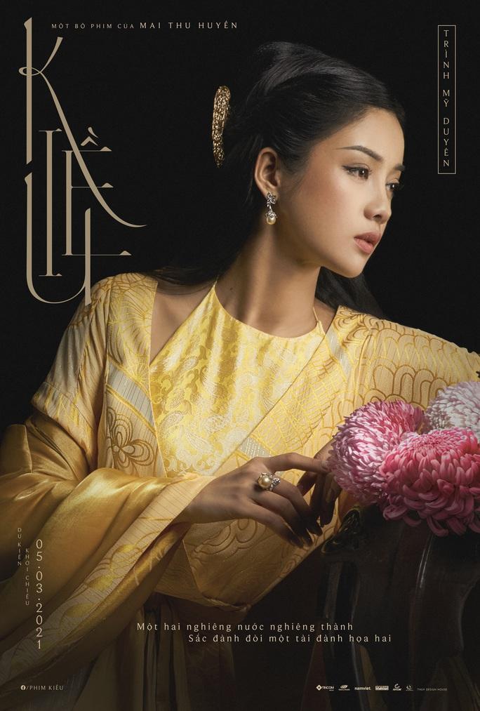 """Hóa Hoạn Thư trong """"Kiều"""", Cao Thái Hà được khen - Ảnh 5."""