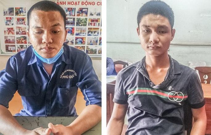 Tình tiết ly kỳ trong vụ bắt giữ hai kẻ cướp xe Vespa gây lo sợ ở quận Bình Tân - Ảnh 3.