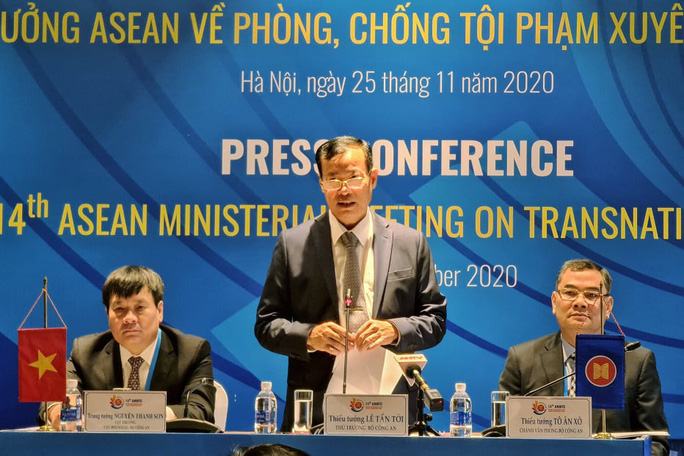 Bộ Công an đề xuất 3 sáng kiến phòng, chống tội phạm xuyên quốc gia - Ảnh 1.