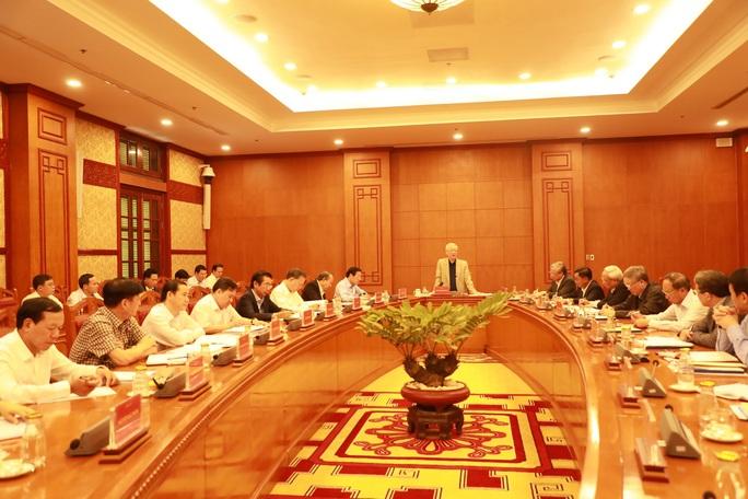 Tổng Bí thư, Chủ tịch nước chủ trì họp về phòng, chống tham nhũng: Khẩn trương điều tra, xử lý vụ Nhật Cường - Ảnh 8.