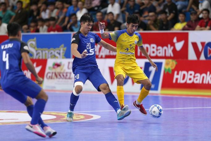 Chung kết Futsal Cúp Quốc gia: Cuộc chạm trán đỉnh cao - Ảnh 1.