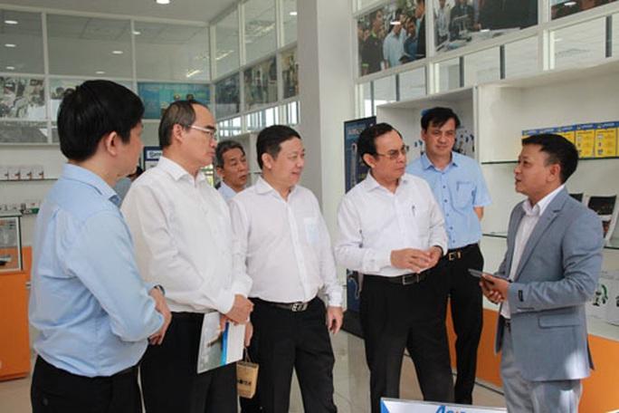 Kỳ vọng vào Khu Công nghệ cao TP HCM - Ảnh 1.