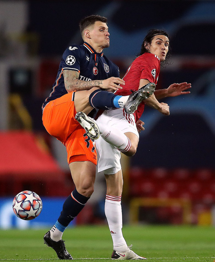 Bruno Fernandes lập siêu phẩm, Man United đại thắng tại Old Trafford - Ảnh 1.
