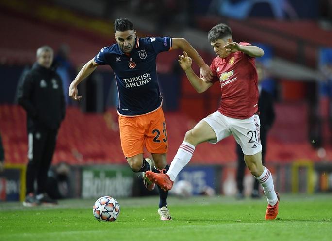 Bruno Fernandes lập siêu phẩm, Man United đại thắng tại Old Trafford - Ảnh 5.