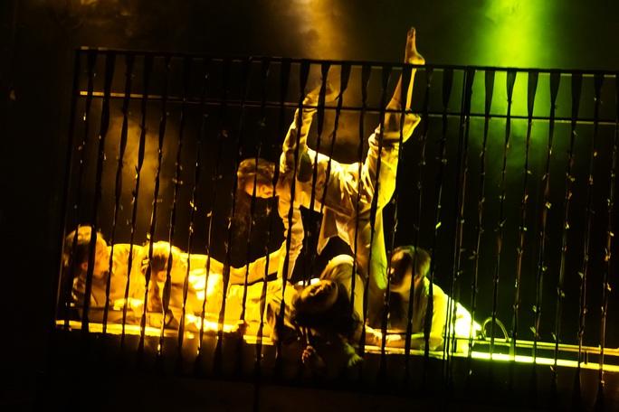 Hàng trăm nghệ sĩ múa tranh tài tại Liên hoan nghệ thuật múa lần 6 - 2020 - Ảnh 4.
